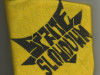 Front - Black on Yellow (folded)